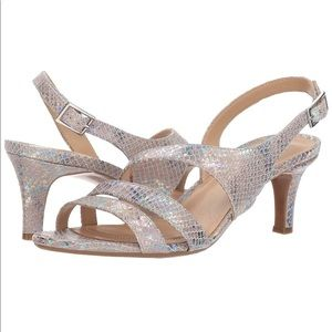NATURALIZER Taimi Slingback Dressy Sandals 6.5 NIB